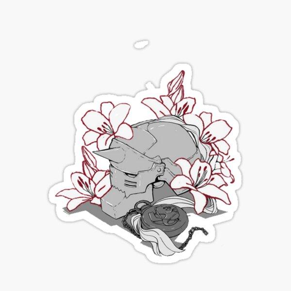 alchimiste fullmetal Sticker