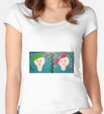 Candy Love Women's Fitted Scoop T-Shirt