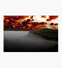 View from Montauk Lighthouse Photographic Print