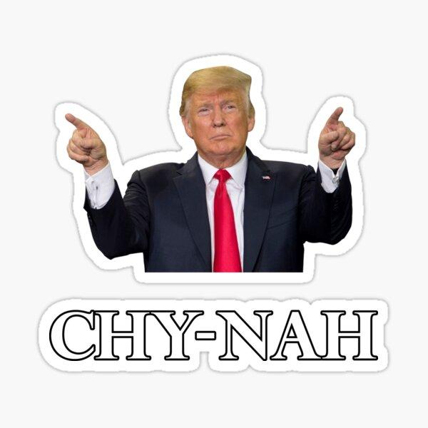 Chy-Nah Sticker
