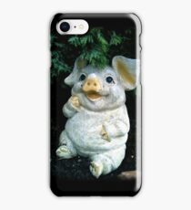 LITTLE MISS iPIGGY - SOLD (Not sold out) iPhone Case/Skin