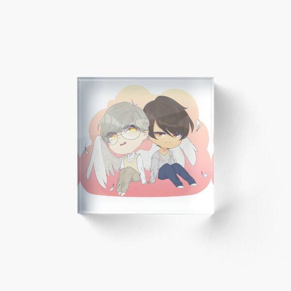 CardCaptor Sakura- Love is in the air Acrylic Block