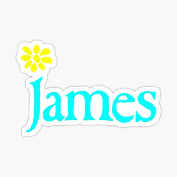 James Sticker