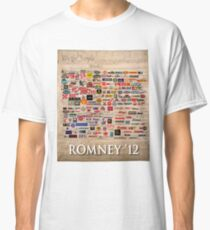 We the people, Romney 2012 Classic T-Shirt