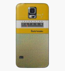 Funda/vinilo para Samsung Galaxy Transistor Radio - Galaxy II Gold