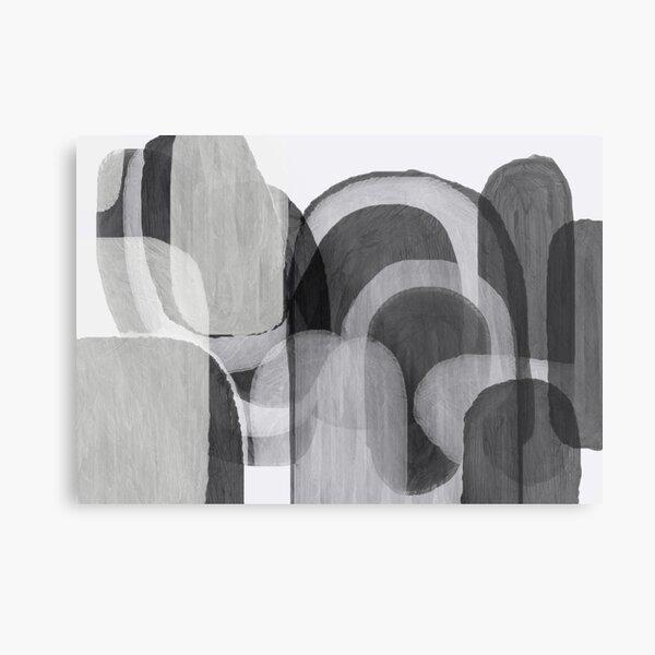 Grayble Metal Print