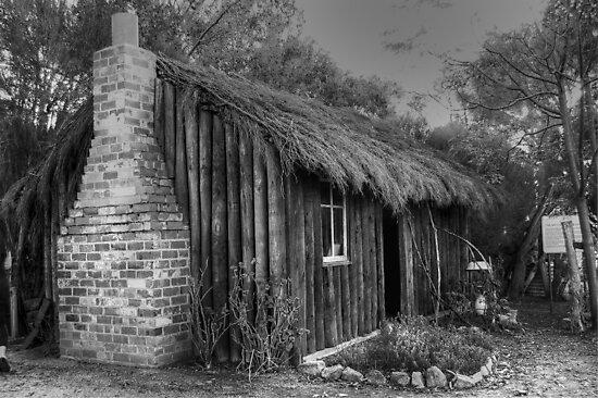 Mrs Stevens Cottage  by Eve Parry
