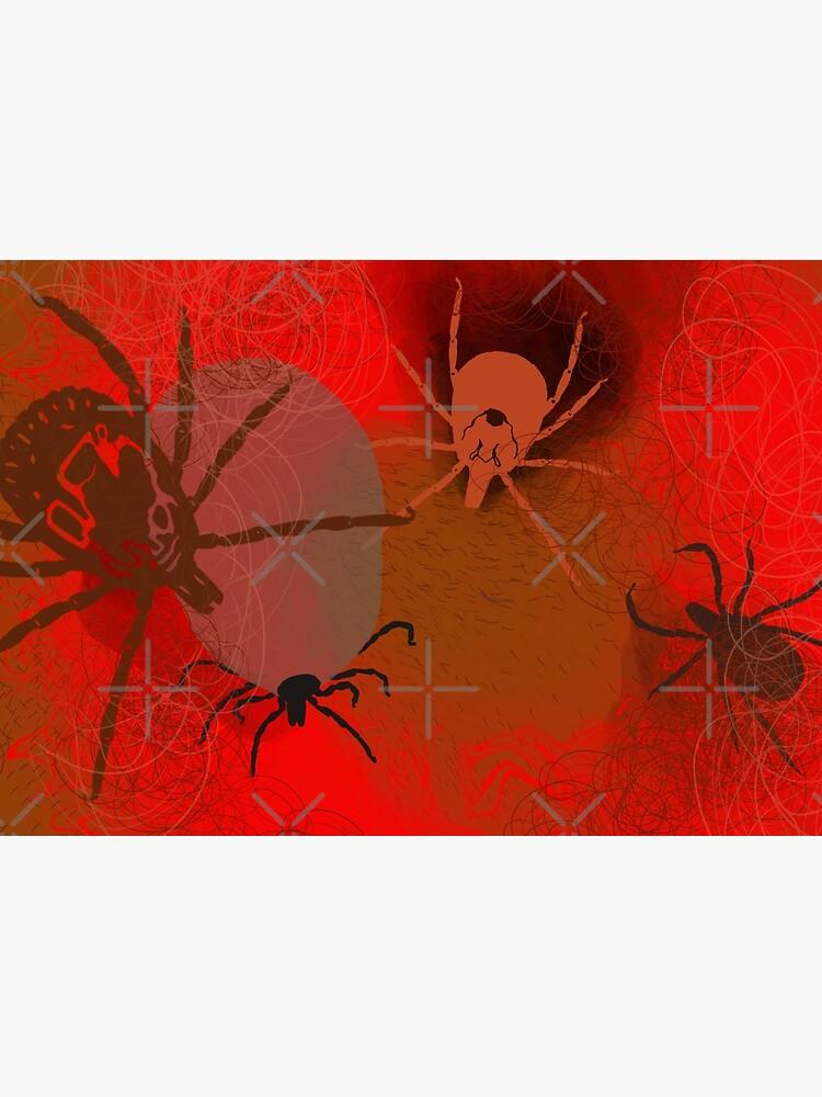 Ticks by darcidoodlewent