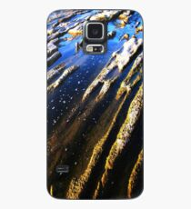 Water Chanels Case/Skin for Samsung Galaxy