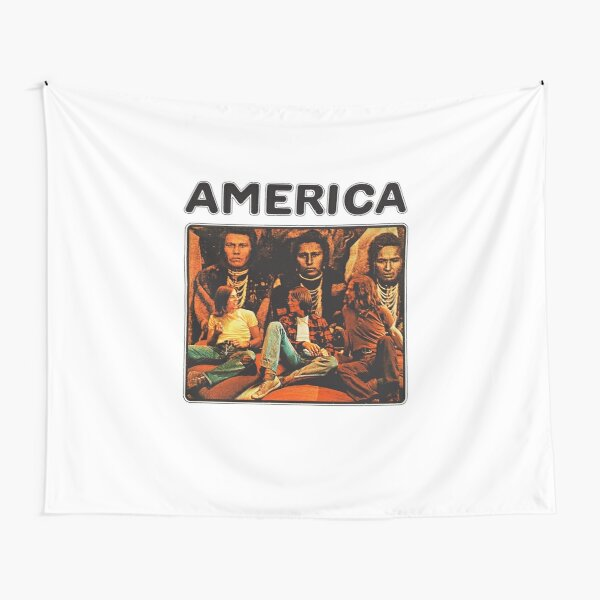 America 1971 band Tapestry