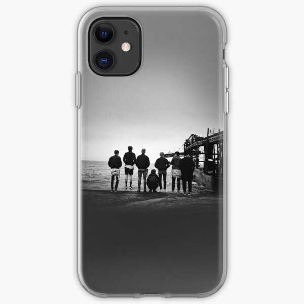 BTS 화양연화: Concept Shoot 2 iPhone Soft Case