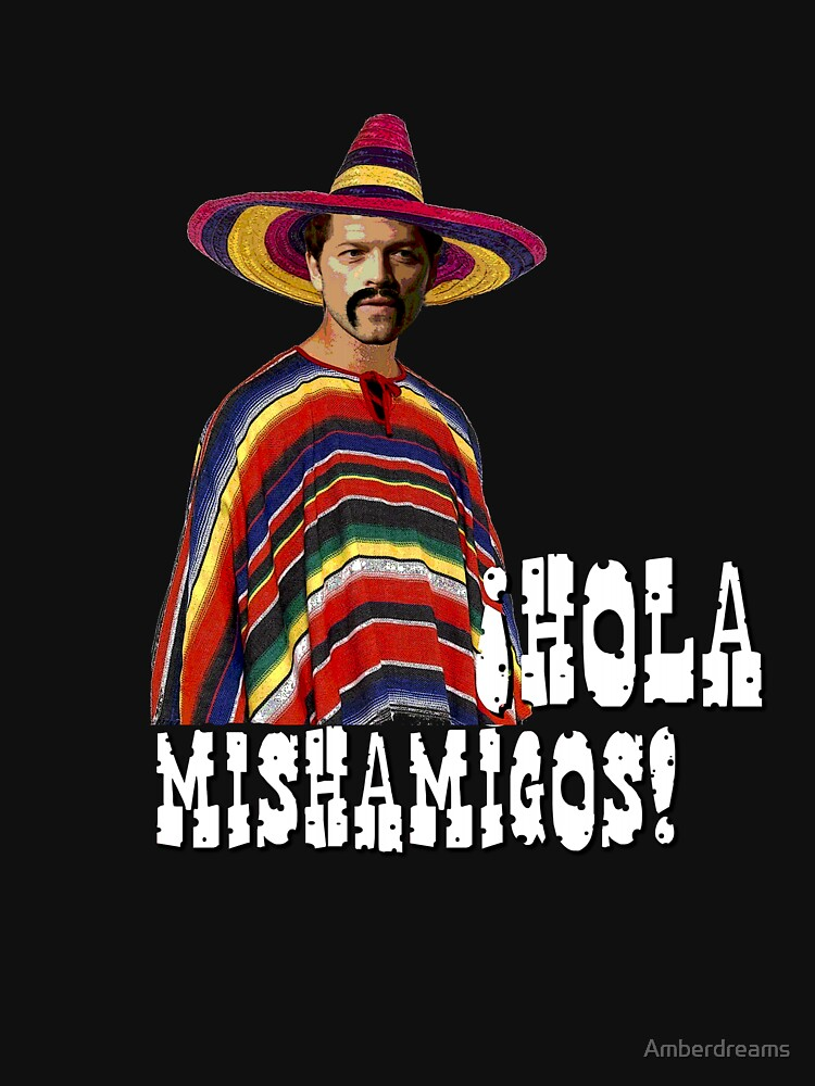 Hola Mishamigos! | Women's T-Shirt