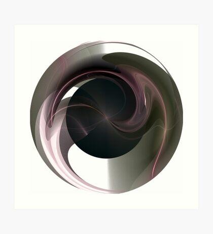 Circling #1 Art Print