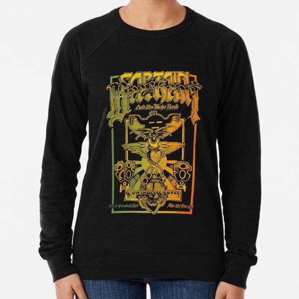 Beefheart and his Magic Band 1968 Crawford Hall poster Lightweight Sweatshirt
