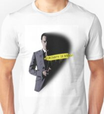 MORIARTY WAS REAL! Unisex T-Shirt