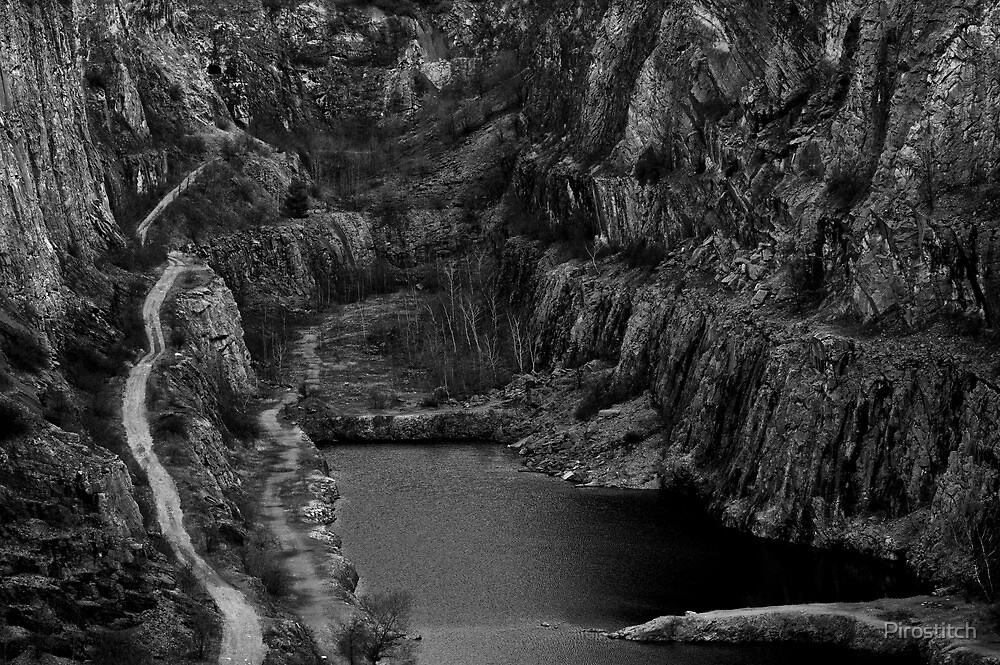 Tree canyon by Pirostitch