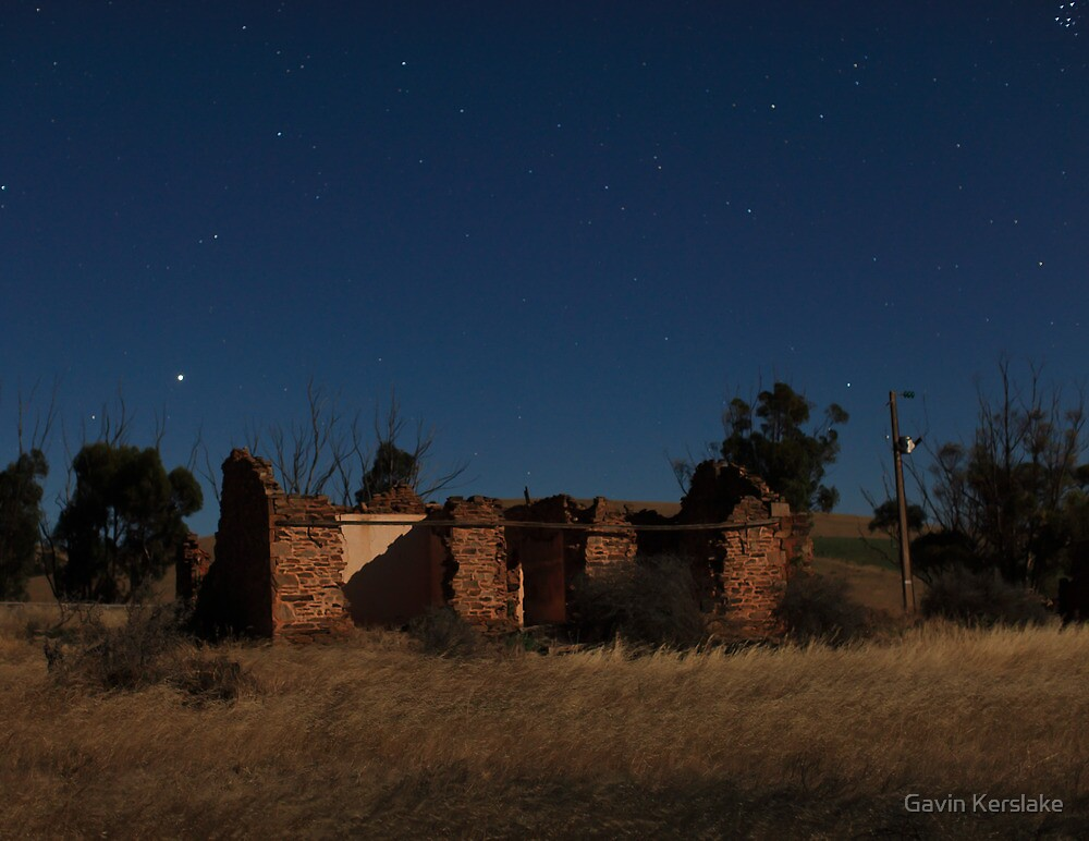 Ruin  by Gavin Kerslake
