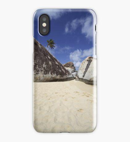 Untouched Paradise iPhone Case