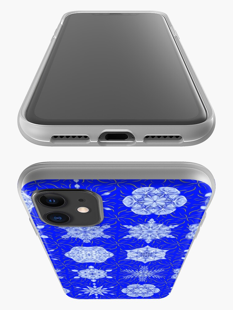 Alternate view of Frosted Sky iPhone Case & Cover