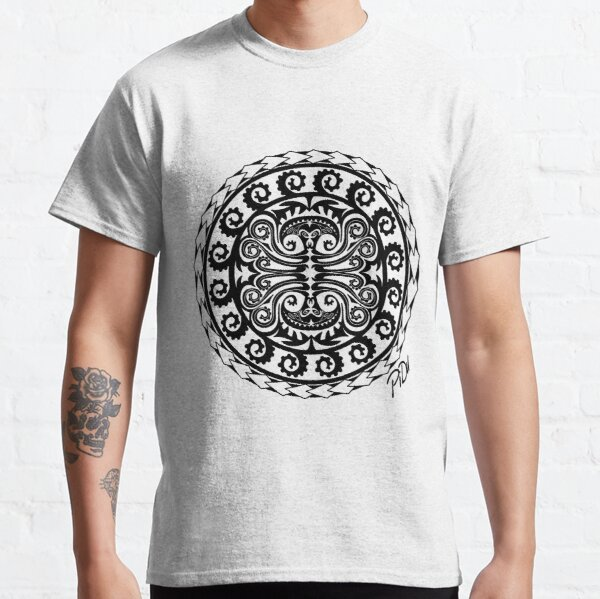Octopus Maori Classic T-Shirt