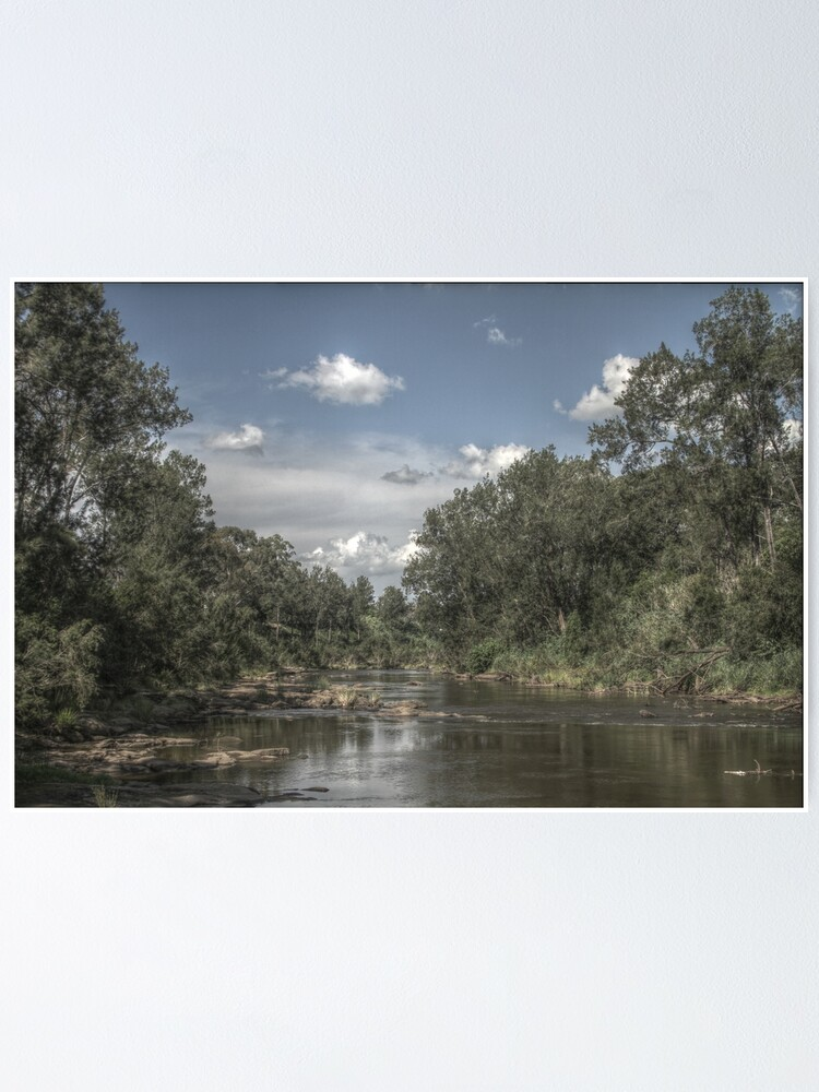 Alternate view of Richmond River Poster