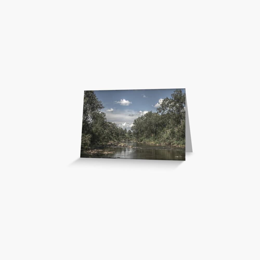 Richmond River Greeting Card