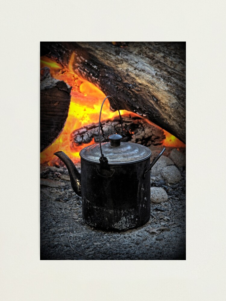 Alternate view of Campfire Photographic Print