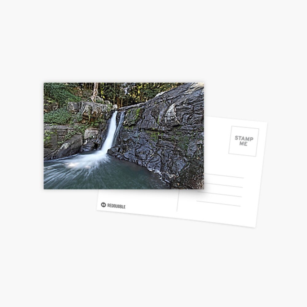Whian Whian Falls Postcard