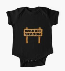 Wabbit season Kids Clothes