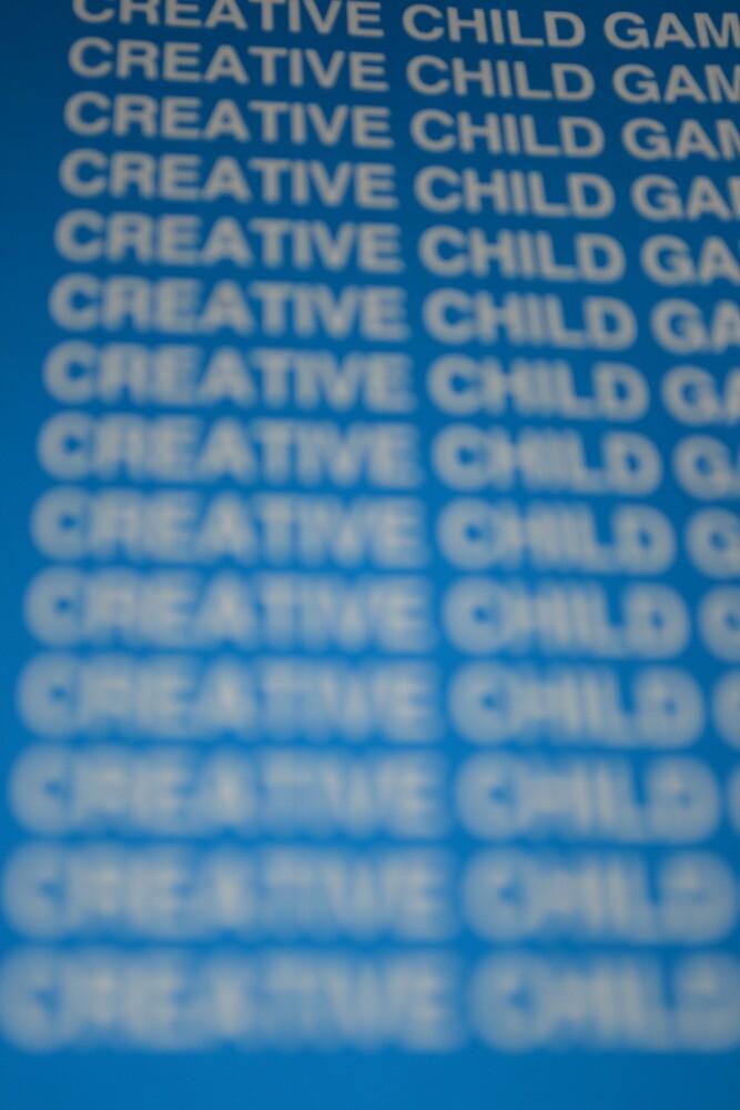 Creative Child  by mjaleman