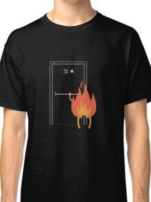 Fire exit Classic T-Shirt