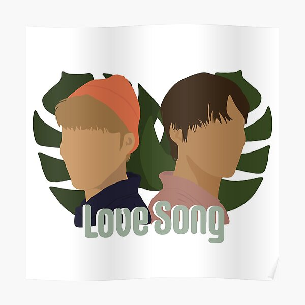 Kpop Vector Posters Redbubble