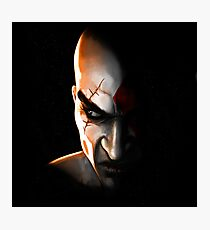 God Of War Photographic Print