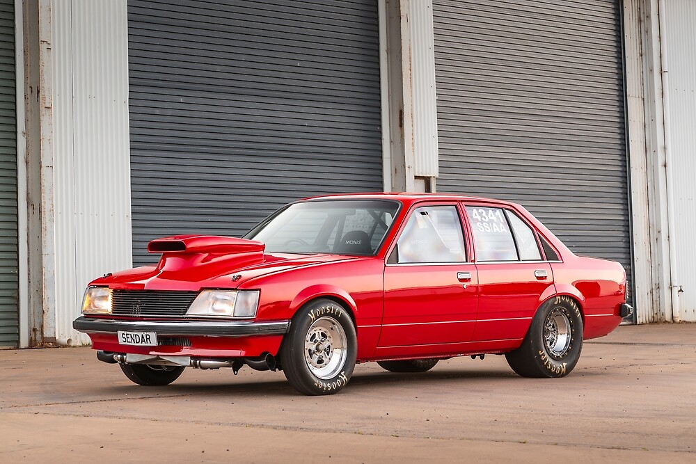Tony Rohr's Holden VH Commodore by HoskingInd
