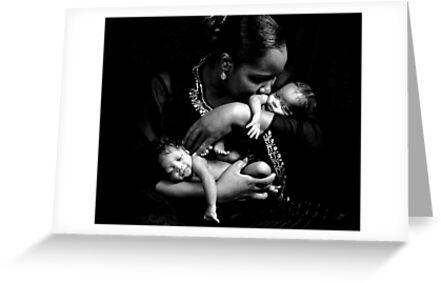 Nurturer by Sharon Elliott
