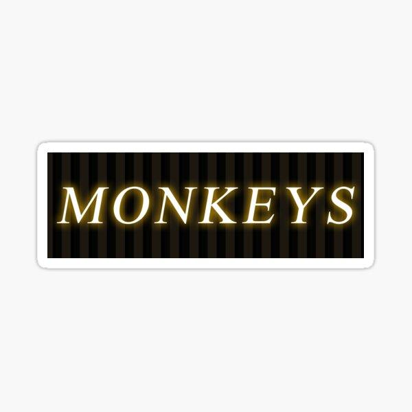 ARCTIC MONKEYS - TBHC TOUR 2018 Sticker