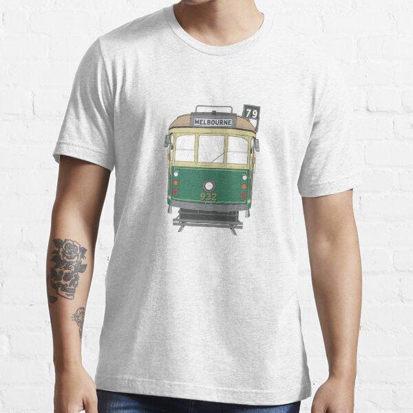 Melbourne Heritage Tram Essential T-Shirt
