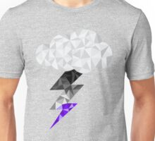 Asexual Storm Cloud Unisex T-Shirt