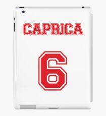 Caprica 6 iPad Case/Skin
