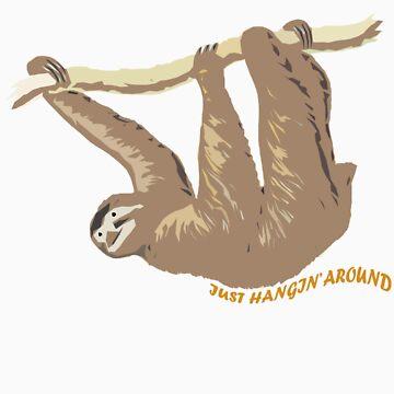 Just hangin' around by JeffreyS