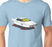 1976 Lotus Esprit - Slight Water Damage Unisex T-Shirt