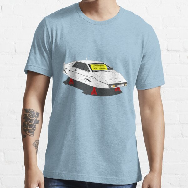 1976 Lotus Esprit - Slight Water Damage Essential T-Shirt