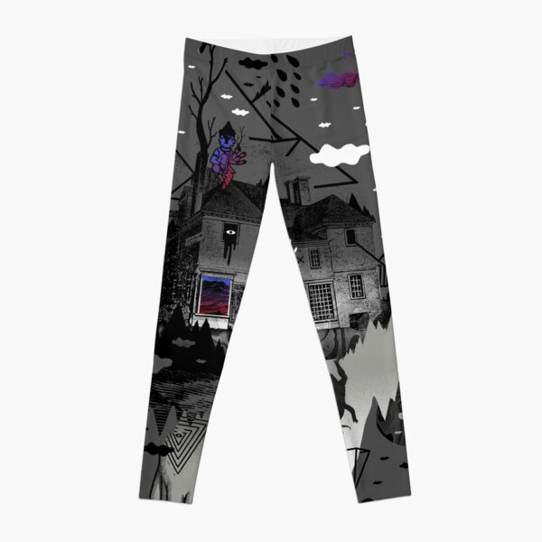House is Not a Home Leggings