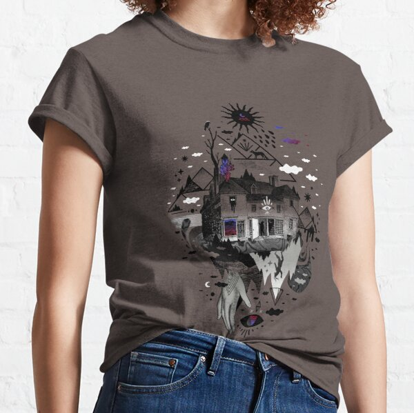 House is Not a Home Classic T-Shirt