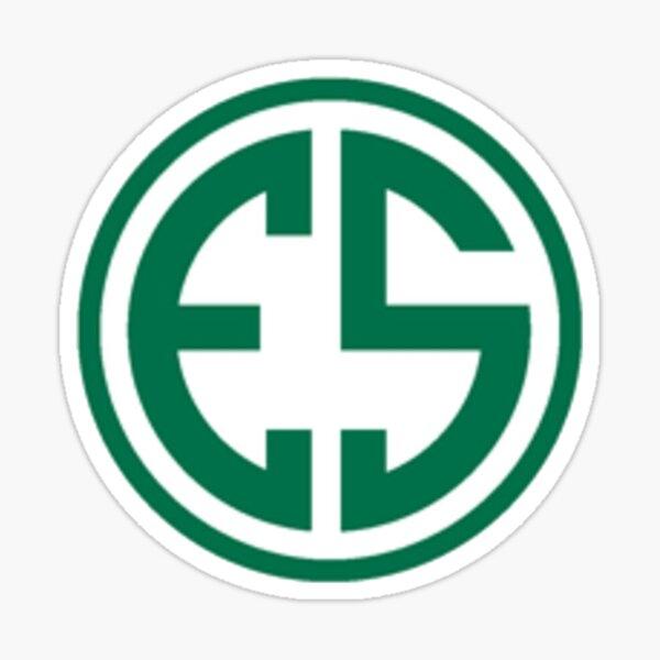 Evans Scholars Logo Sticker