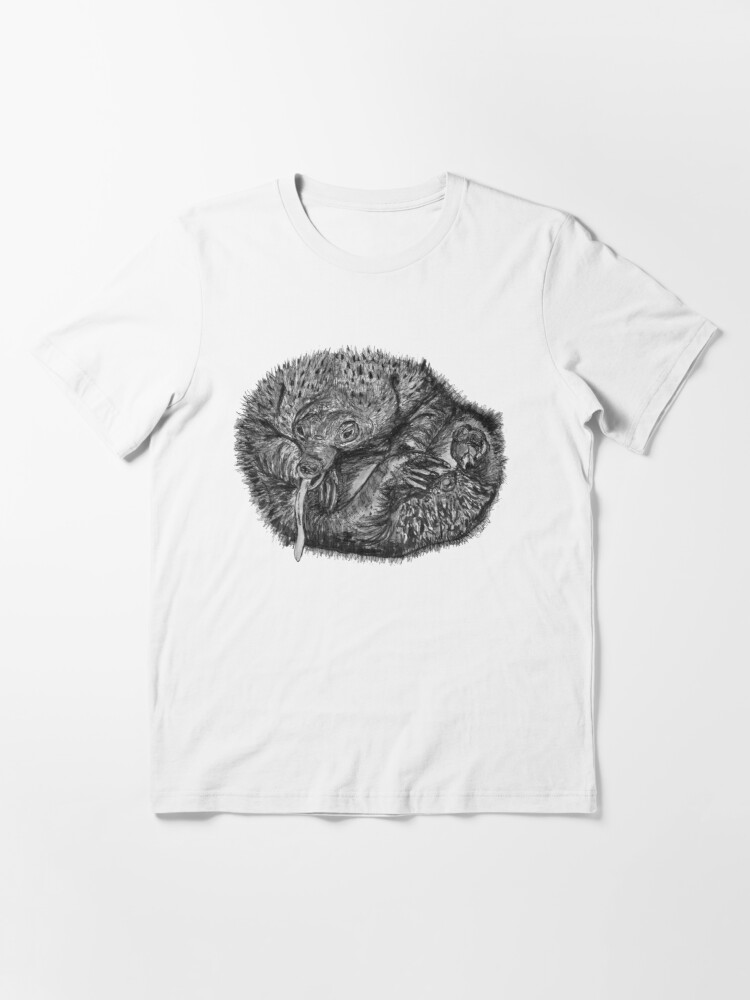 Alternate view of Elizabeth the Baby Echidna Essential T-Shirt