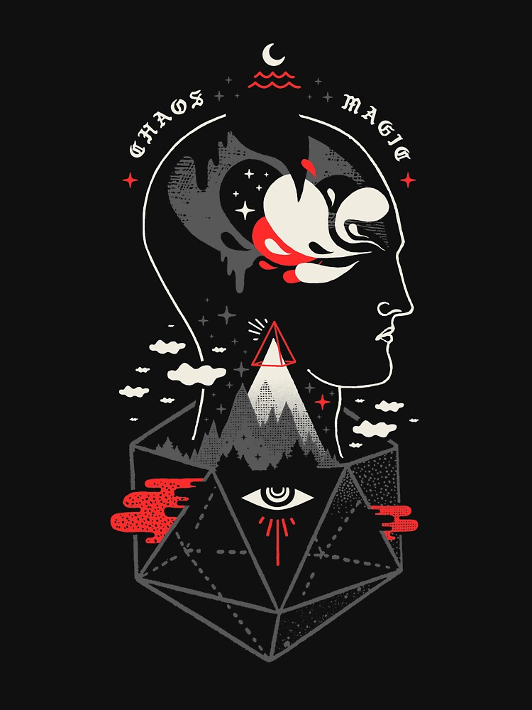 Chaos Magic by ordinaryfox