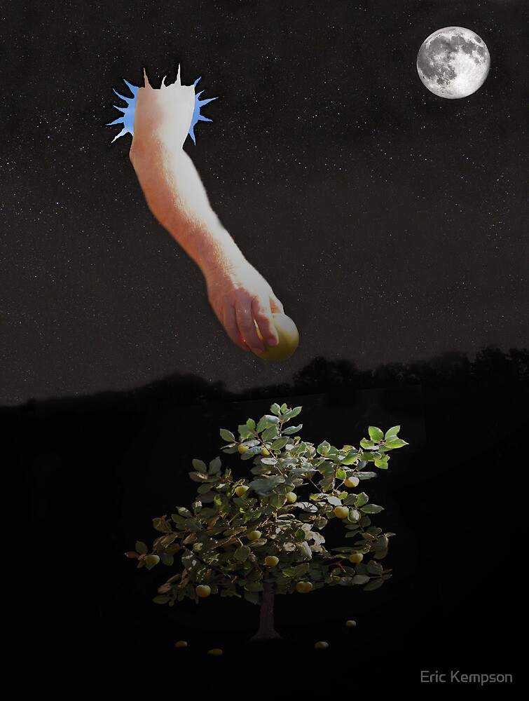 Temptation Forbidden Fruit by Eric Kempson