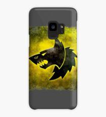 Wolf Icon Case/Skin for Samsung Galaxy