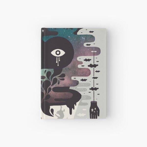 Daemon Hardcover Journal